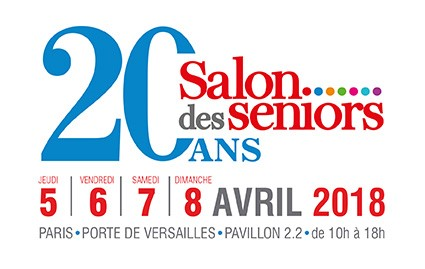 LOgo salon seniors 20 ans