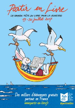 Partir en livre du 19 au 30 juillet 2017