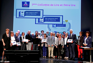 Les Lauréats du label 2016 accueilis à la Bibliohèque nationale de France