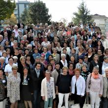 Photo des participants de la Rencontre d'Evian
